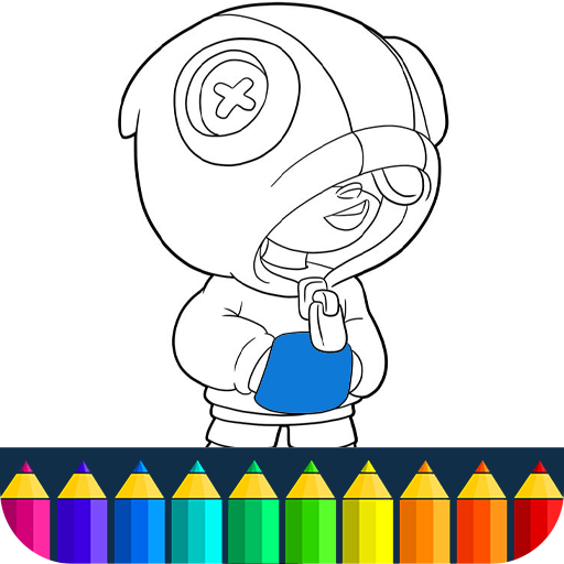 Coloring Book for Brawl bs Stars Color Pages Download Latest Version APK