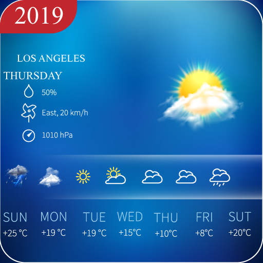 Daily Weather Live Forecast App HourlyWeekly 2019 Download Latest Version APK