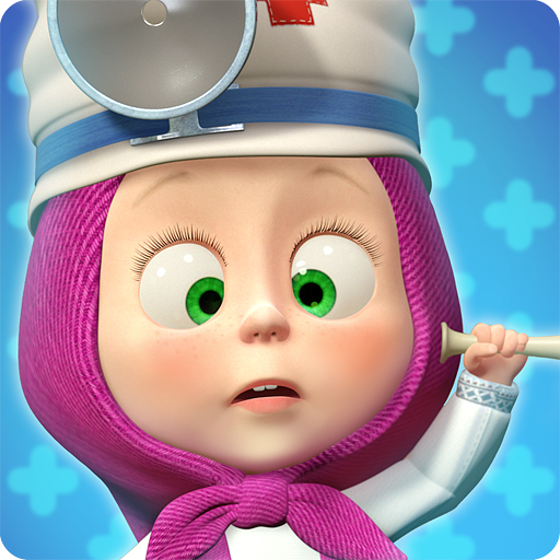 Masha and the Bear: Free Animal Games for Kids Download Latest Version APK