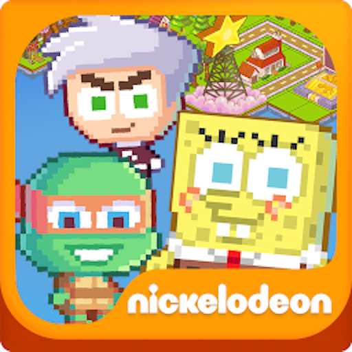 Nickelodeon Pixel Town Download Latest Version APK