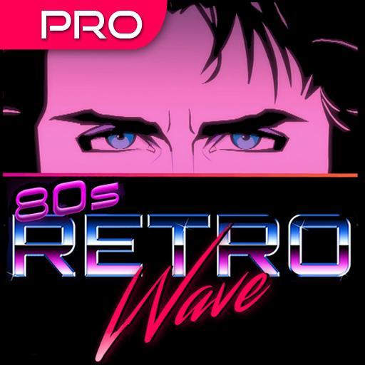 Retrowave Wallpapers PRO Live WallsGIFs Radio Download Latest Version APK