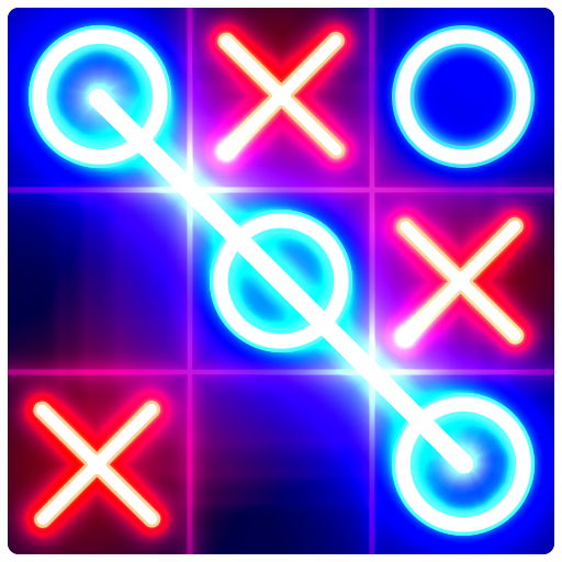 Tic Tac Toe Glow Download Latest Version APK