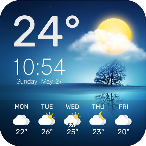 Live Weather Forecast – Accurate Weather 2020 Download Latest Version APK