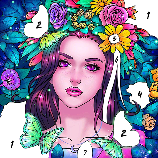 Paint Color by Number Download Latest Version APK