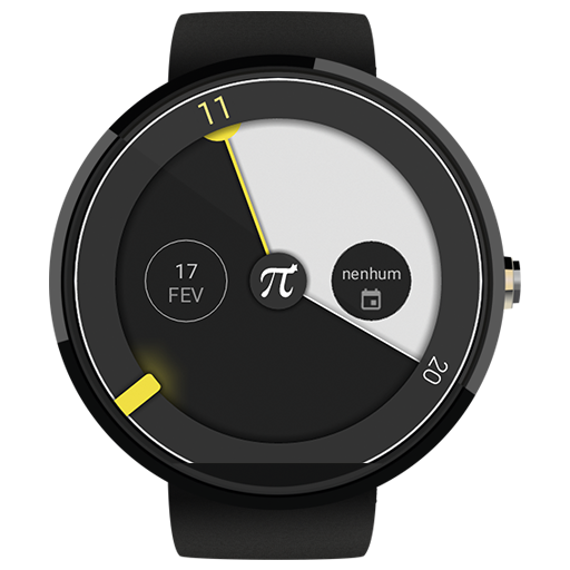 Material Pi Watch Face – π Download Latest Version APK