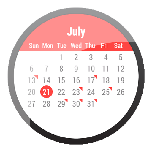 Calendar for Wear OS Download Latest Version APK