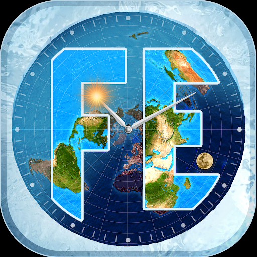 Flat Earth Sun, Moon & Zodiac Clock Download Latest Version APK