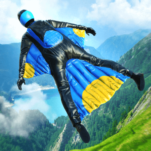 Base Jump Wing Suit Flying Download Latest Version APK
